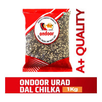 ONDOOR URAD DAL CHILKA PACKED 1.00 KG PACKET