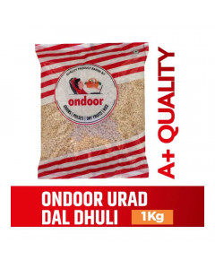 ONDOOR URAD DAL DHULI PACKED 1.00 KG PACKET