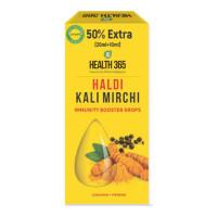 HEALTH-365 HALDI KALI MIRCHI IMMUNITY BOOSTER DROPS 30.00 ML