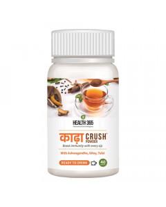 HEALTH-365 KADHA CRUSH POWDER 40 SERVINGS 1.00 NO