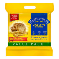 PARLE PLATINA NUTRICRUNCH DIGESTIVE COOKIES 1.00 KG