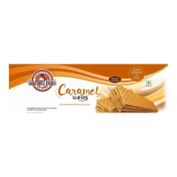 GOURMETS DELITE CARAMEL WAFERS 150.00 GM