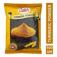CATCH TURMERIC POWDER 500.00 GM BOX