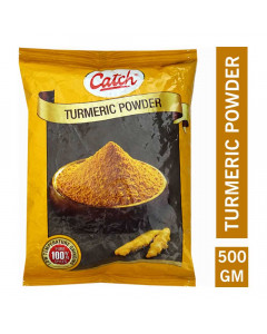 CATCH TURMERIC POWDER 500.00 GM BOX