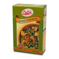 CATCH SABJI MASALA 50.00 GM BOX