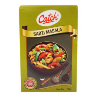CATCH SABJI MASALA 50.00 GM BOX