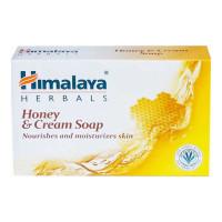 HIMALAYA HONEY & CREAM SOAP 125.00 GM