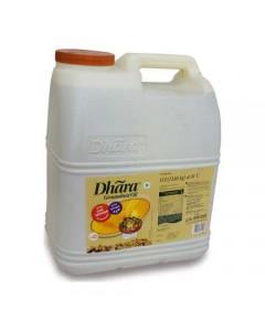DHARA GROUNDNUT OIL 15.00 LTR JAR
