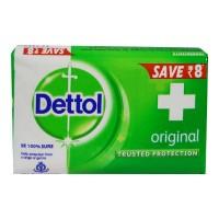 DETTOL ORIGINAL SOAP 125.00 GM BAR