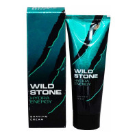 WILD STONE HYDRA ENERGY SHAVING CREAM 70 GM