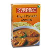 EVEREST SHAHI PANEER MASALA 50 Gm Box