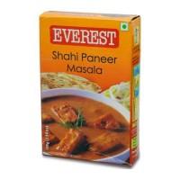 EVEREST SHAHI PANEER MASALA 100 Gm Box