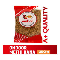 ONDOOR METHI DANA PACKED 250.00 GM