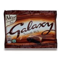 GALAXY SMOOTH MILK BAR CHOCOLATE 19.01 GM PACKET