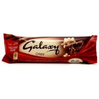 GALAXY CRISPY CHOCOLATE 36.00 GM PACKET