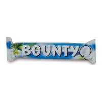 BOUNTY DOUBLE CHOCOLATE PACKET