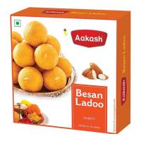 AAKASH BESAN LADOO 400.00 GM