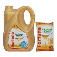 FORTUNE RICE BRAN  OIL 5.00 LTR JAR