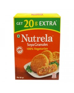 NUTRELA SOYA GRANULES BOX