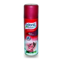 ODONIL NATURE ROSE GARDEN ROOM FRESHENER 140.00 GM BOTTLE