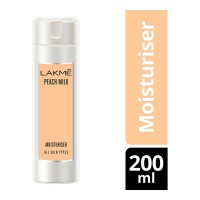 LAKME PEACH MILK MOISTURISER- 200.00 ML BOTTLE