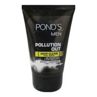 PONDS MEN POLLUTION OUT DEEP CLEAN FACEWASH 50 GM