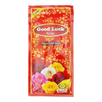 CYCLE GOOD LUCK ROSE AGARBATTI 165 GM PACKET