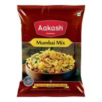 AAKASH NAMKEEN MUMBAI MIX 150.00 GM PACKET
