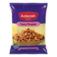 AAKASH NAMKEEN TASTY PEANUT 150.00 GM PACKET