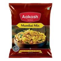AAKASH NAMKEEN MUMBAI MIX 350.00 GM PACKET