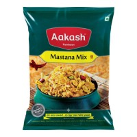 AAKASH NAMKEEN MASTANA MIX 150.00 GM PACKET