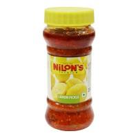 NILONS LEMON PICKLE 250.00 Gm Jar