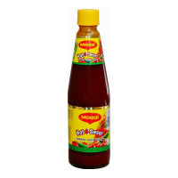 MAGGI HOT & SWEET TOMATO CHILLI SAUCE 500.00 GM BOTTLE