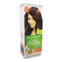 GARNIER COLOR NATURALS CREAM 4 BROWN 67.5 ML + 40.00 GM BOX