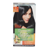 GARNIER COLOR NATURALS CREAM 1 NATURAL BLACK 29 ML+ 16 GM BOX