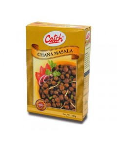 CATCH CHANA MASALA 100.00 GM BOX