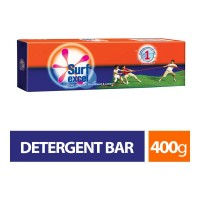 SURF EXCEL DETERGENT BAR 400 GM