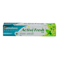 HIMALAYA ACTIVE FRESH GEL TOOTHPASTE 80.00 GM BOX