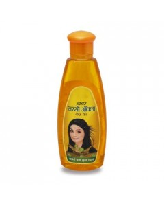 DABUR SARSO AMLA HAIR OIL 175.00 ML BOTTLE