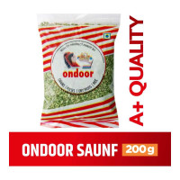 ONDOOR SAUNF PACKED 200.00 GM PACKET