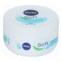NIVEA SOFT LIGHT MOISTURISER 200.00 ML JAR