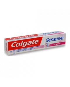 COLGATE SENSITIVE ORIGINAL TOOTHPASTE  40.00 Gm Box