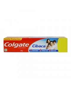 COLGATE CIBACA ANTICAVITY TOOTHPASTE 175.00 GM BOX
