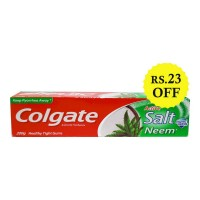 COLGATE ACTIVE SALT NEEM  TOOTHPASTE 200 GM