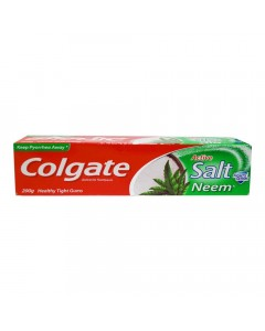 COLGATE ACTIVE SALT NEEM TOOTHPASTE 200.00 GM BOX