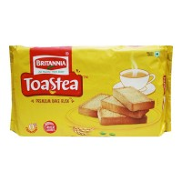 BRITANNIA TOASTEA PREMIUM BAKE RUSK- 273.00 GM PACKET