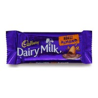 CADBURY ROAST ALMOND CHOCOLATE 36 GM