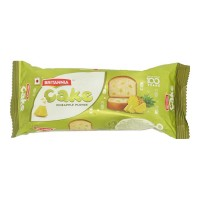 BRITANNIA PINEAPPLE PLUNGE CAKE 60.00 GM PACKET