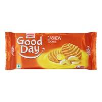 BRITANNIA GOOD DAY CASHEW  COOKIES 200.00 GM PACKET