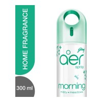 GODREJ AER SPRAY MORNING MISTY MEADOWS 300.00 ML BOTTLE